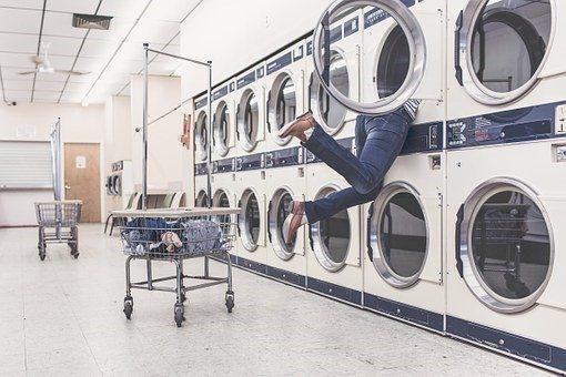 lavanderías en Sevilla