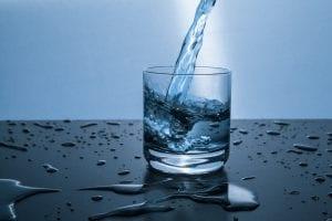 agua alcalina hidrogenada