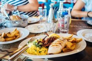 restaurante centro Sevilla