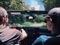 Conducción en familia